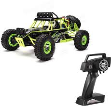 100 Monster Truck App Wltoys Hobby Grade 50kmph Top Speed With Suspension