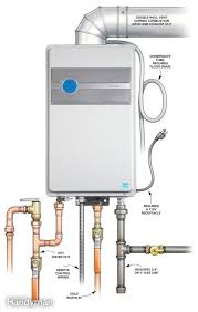 Simple Water Heater Pipe Connections Placement by 55 Best Tankless Water Heaters Images On Water Heaters