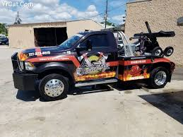 100 Tow Truck Richmond Va A 1 Recovery Inc Ing In St Petersburg