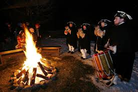 Greenfield Village Halloween by Holiday Nights At Greenfield Village In Dearborn Mi Showing The