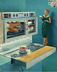 ADORED VINTAGE 10 Vintage Kitchen Ads From The 50s And 60s