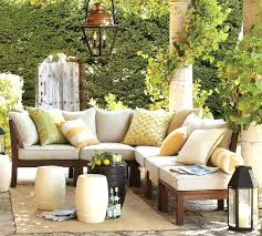 Pottery Barn Outdoor Furniture Pottery Barn Outdoor Chair Covers