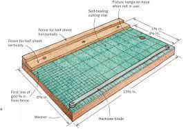 free plan sandpaper ripping jig finewoodworking