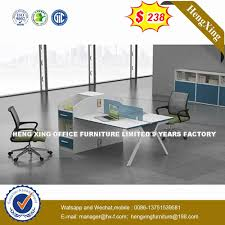 100 China Office Chairs Executive 238 1 S Loft Market MDF White Color Furniture Clerk Desk Table