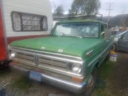 100 1965 Ford Truck Parts Classic United States