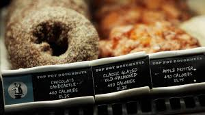 Dunkin Donuts Pumpkin Donut Calories by Reality Check To Burn Off A Soda You U0027ll Have To Run 50 Minutes