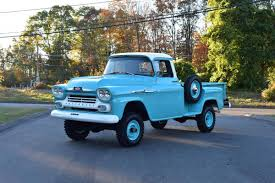 100 Apache Truck For Sale 1958 Chevrolet For Sale 2334724
