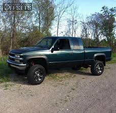 100 1995 Chevy Truck Chevrolet CK 1500 Series Information And Photos ZombieDrive