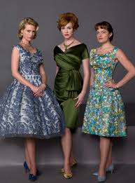 Dress Mad Men 50s Style Vintage Retro