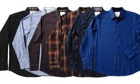 Age Of Wisdom Mens Casual Button Downs