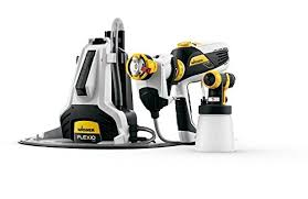 wagner flexio w990 universal electric paint sprayer for wood