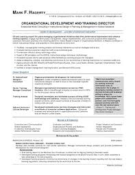 Hr Resume Sample New Mark F Hagerty Od Training Director Resume By ...