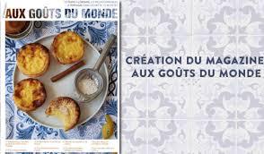 cuisine et voyage fait propre magazines de cuisine par le financement