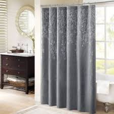 White Sheer Curtains Bed Bath And Beyond by Buy Stafford 72 Inch X 84 Inch Shower Curtain In Latte From Bed
