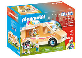 100 Ice Cream Truck Number 9114 PLAYMOBIL USA