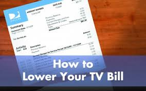 Whether you use a cable satellite or fiber optic provider there is no need to pay over $100 a month for TV All panies start new customers off with