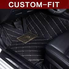 Bmw X5 Carpet Floor Mats by Custom Make Car Floor Mats For Mercedes Benz X156 Gla Class 45 Amg