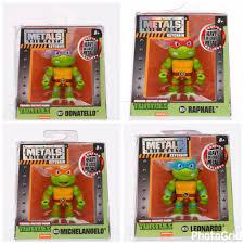 100 Teenage Mutant Ninja Turtle Monster Truck Jada Diecast TMNT S 2 Keychains Rafael