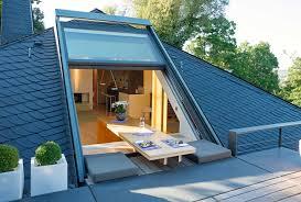 innovative dachfenster wintergarten