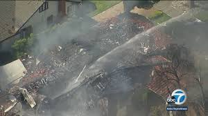 100 Clairmont House Claremont Home Rocked By Explosion Fire No Injuries Reported