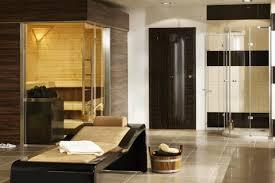 moderne saunakabinen für zu hause schöner wohnen