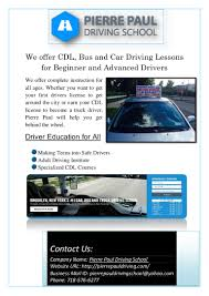 Professional & Licensed Brooklyn Driving School
