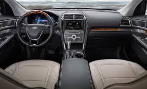 2016 ford explorer priced new platinum model added news car