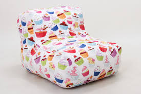 Cupcake Print Bean Bag Lounge Chair Cupcake Print Bean Bag Lounge Chair Beach Cover Towel Sun Lounger Mate Holiday Garden Buddy White Ding Slipcover Cheap Wedding Hat And Bag On Lounge Chairs At Tropical Sandy Beach Triangle Chair Charles Ray Eames Tote Adorable Durable Unfilled Chairs Lazy Sofa Cozy Single Fniture Home Decor Modern Hd For Your Jaxx Ponce Outdoor Leon Ottoman Navy Stripes Chaise Interior Design Ideas