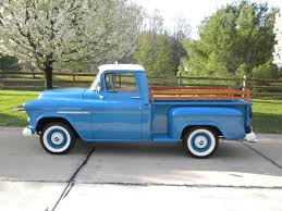 1955 Second Series Chevy/GMC Pickup Truck - Brothers Classic Truck Parts