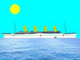 Brittanic Sinking by Britannic Sinking On Scratch