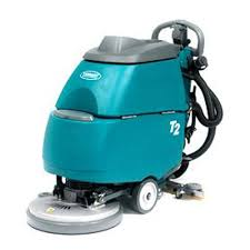 tennant t2 battery scrubber 43cm floor scrubber battery