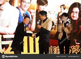 100 Chen Chow Left Chinese Dubbing Actor Hao Hong Kong Actor