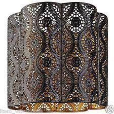 Laser Cut Lamp Shade Uk by Moroccan Lampshade Ebay