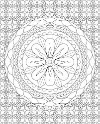 Abstract Coloring Pages Pictures