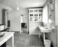 1920s Decor Impressive Island Home Kitchen Design