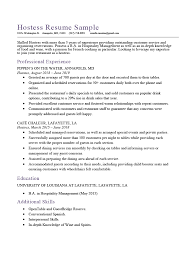 Hostess Resume Skills Hospital Volunteer Cover Letter Sample Best Of Cashier Customer Service Representative Resume Free Examples Rumes Air Hostess For 89 Format No Experience New Cv With Top 8 Head Hostess Resume Samples Sver Example Writing Tips Genius Restaurant 12 Samples Pdf Documents Cashier Job Description 650841 Stewardess Fine Ding Upscale 2019