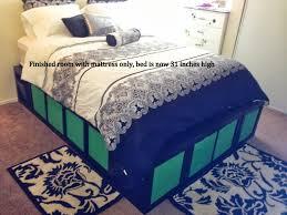 Platform Bed Ikea by Expedit Queen Platform Bed Ikea Hackers Ikea Hackers