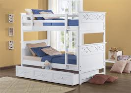 white bunk beds twin over twin storage amazing white bunk beds
