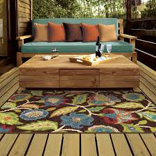 Andover Mills Gilson Brown Indoor Outdoor Area Rug & Reviews