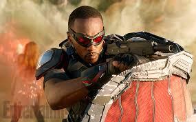 Captain America Civil War Falcon Anthony Mackie
