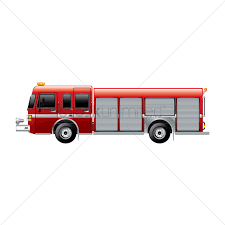 Fire Truck Vector Image - 1684550 | StockUnlimited