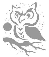Cute Pumpkins Stencils by The 25 Best Owl Pumpkin Stencil Ideas On Pinterest Owl Pumpkin