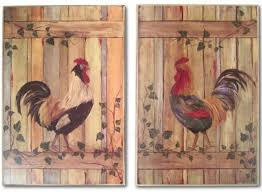 Image Of Rooster Wall Decor Target
