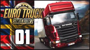 100 Euro Truck Simulator Free Download 2 Scandinavia Fast Pc