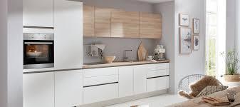 moderne küche in weiß küche nature