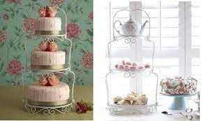 Vintage Wedding Cake Stand Geek Magazine