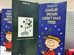 Charlie Brown Christmas Tree Sale Walgreens by Peanuts 24