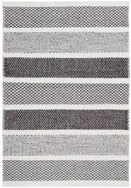 theko woven carpet stiff scandi chic design gray