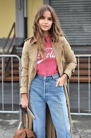 Gucci Kimono Denim Jeans Street Vintage Style Fashion 2016 Ways To Wear
