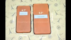 5 5 Inch iPhone 6 Dimensions Detailed In New Case Leak